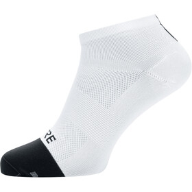 GORE WEAR M Light Chaussettes courtes, white/black